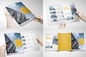 Modern Project Folder by Mikingers