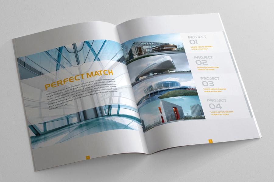 Modern Brochure by Mikingers