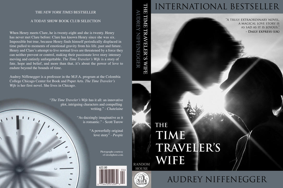 The Time Traveler S Wife Book Cover