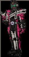 Rider Time - Kamen Ride D-D-D-Decade