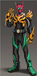 Kamen Rider Zero-One - Falcon Tiger Hopper ?! by Skaphel