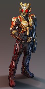 Kamen Rider Kikai 01