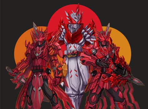 Kamen Rider Galatine