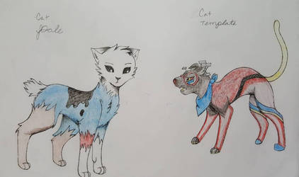 Cats by Nixxygirl