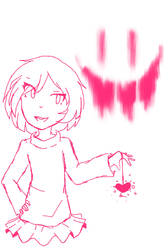 Betty  - Glitchtale ((WIP)) by Nazliarc
