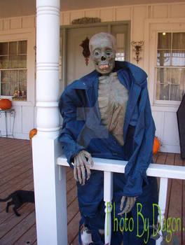 Halloween Zombie.
