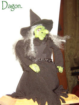 Witch Doll.