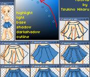 Pixel Shading Tutorial by tsukino-hikaru