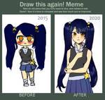 Draw This Again: Star Girl