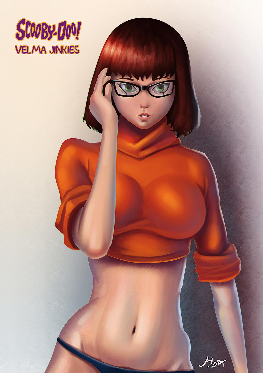 Apologise, Scooby doo velma hot ass are absolutely