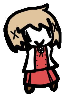Yuno doll by chromatech