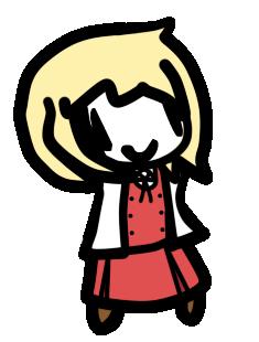 Miyako doll by chromatech