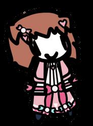Tsukune doll by chromatech