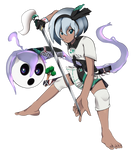 Touhou Fusion: Sword and Shield