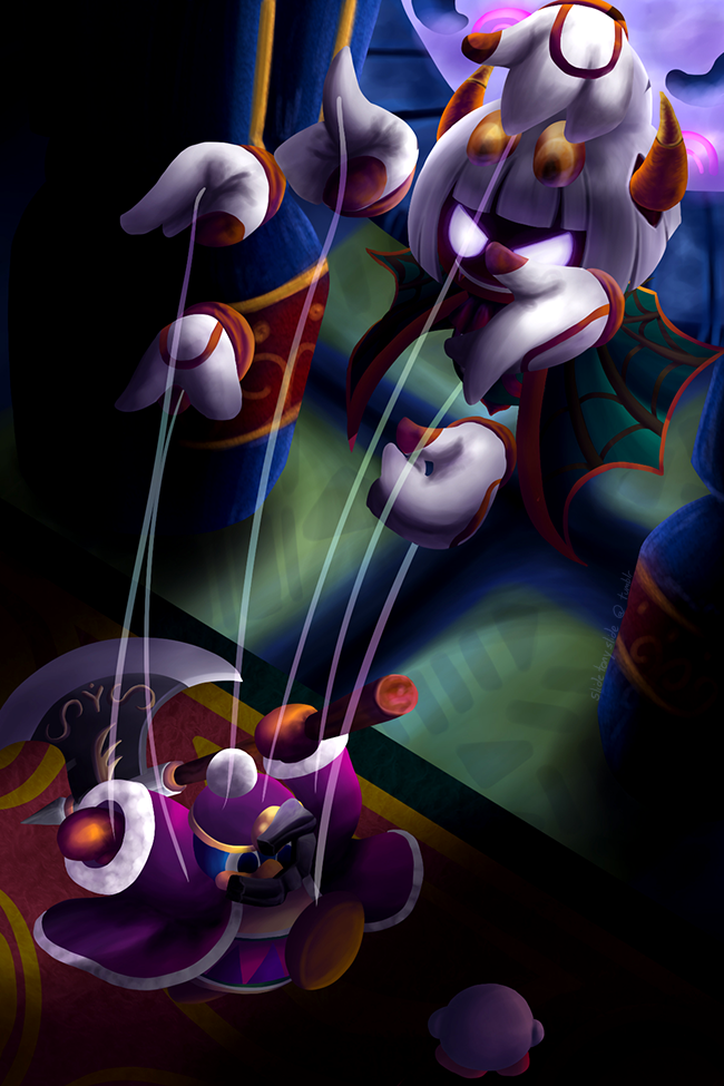 manipulating magician by fighterkirby12 on deviantart