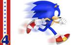 Sonic 4 - Wallpaper 2
