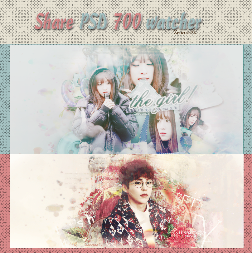 [070915] SHARE PSD - 700 Watcher :v by Xeocute2k