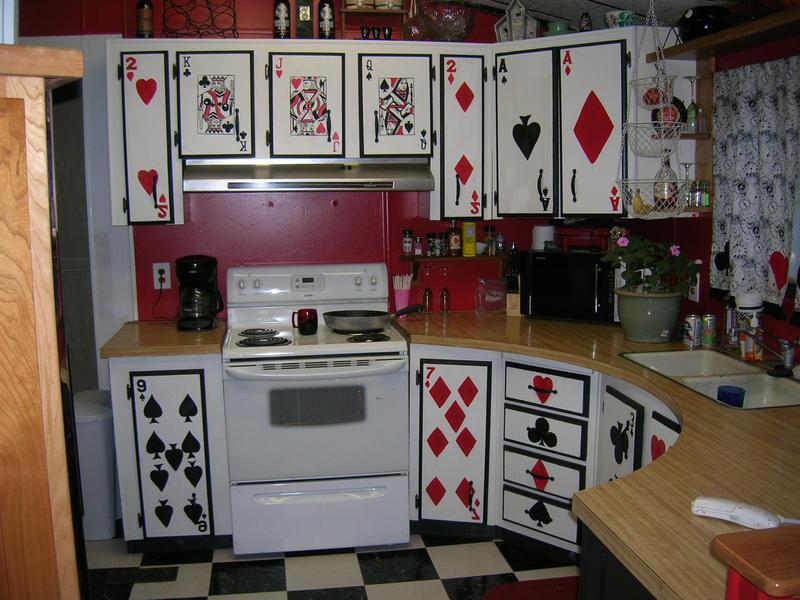 my alice in wonderland kitchen by squishstomp on deviantart