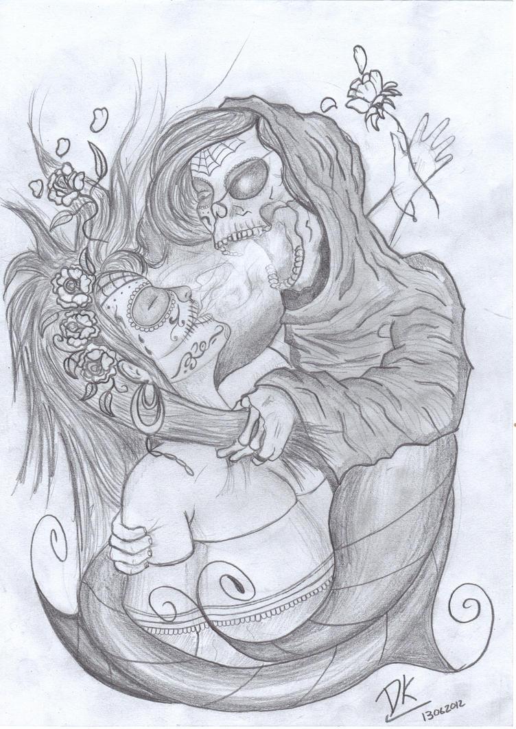 Sugar skull girl hentai fucking pics