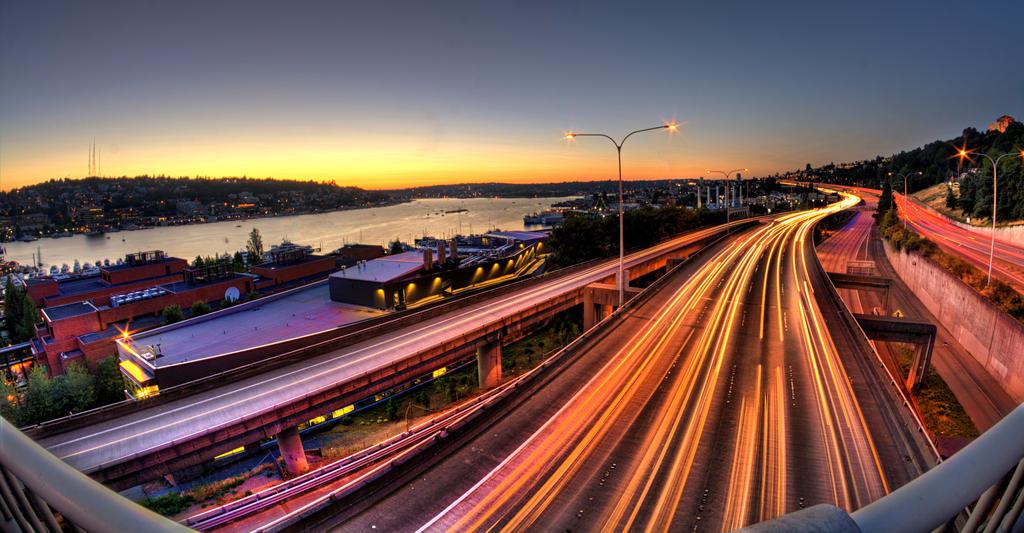 Freeway - HDR by aeroartist