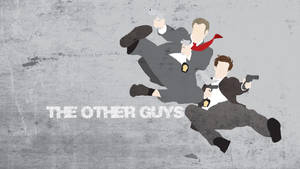 The Other Guys minimalist hi res desktop wallpaper