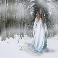 Snow Queen by TheMetronomad