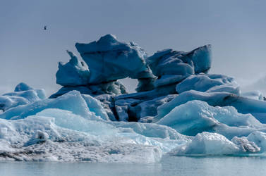 Iceberg at Jokulsarlon by TheMetronomad