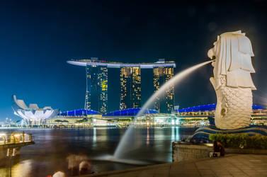 Singapura by TheMetronomad