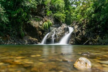 Estrella Falls by TheMetronomad