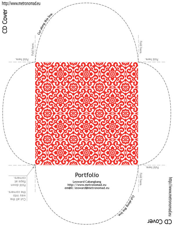 cd jacket template by themetronomad on deviantart. Black Bedroom Furniture Sets. Home Design Ideas