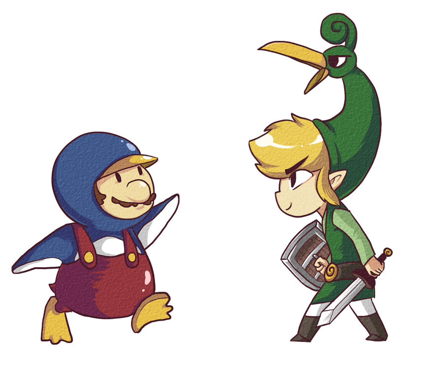mario bros vs legend of zelda The ancient cistern from the legend of zelda:  super mario bros: super mario sunshine has the infamous lily pad ride as one of its secret stages mario has to.