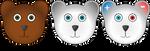 Bears by matt-adams