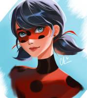Ladybug fan art by me