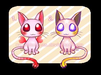 Hearts and Stars Kitties Adoptables [ OPEN ]