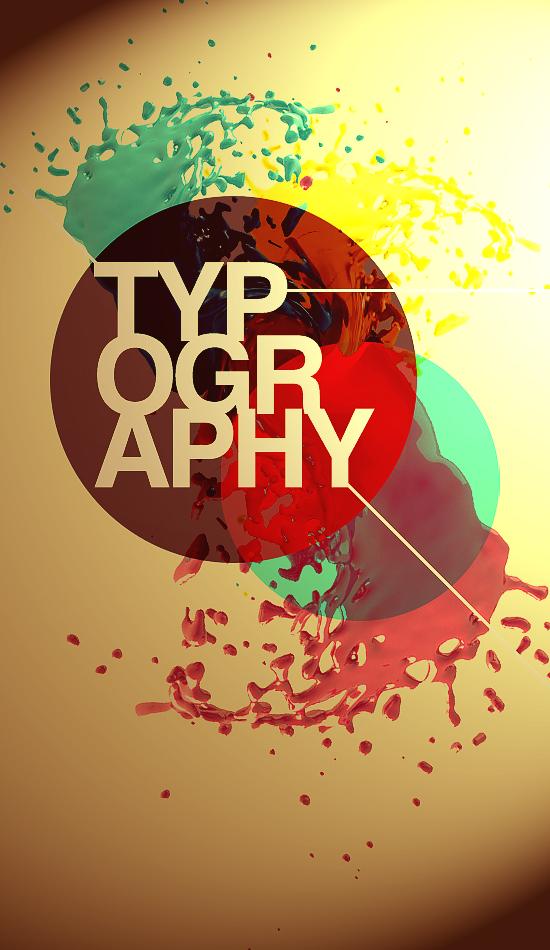 Typo rocks by SpiderIV