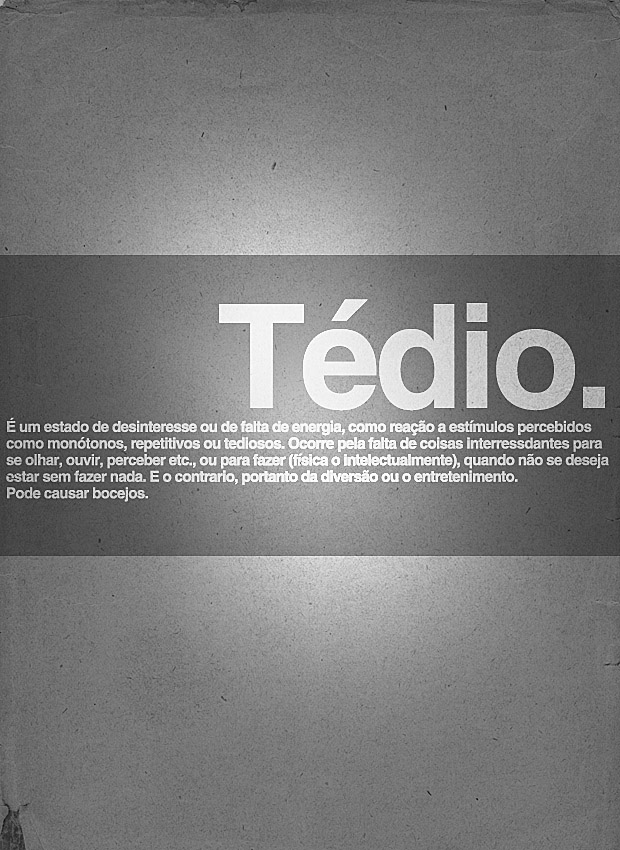 Tedio by SpiderIV