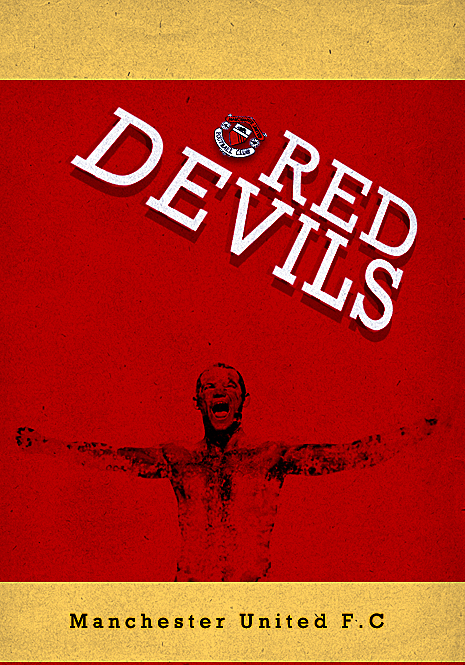 Red Devils by SpiderIV