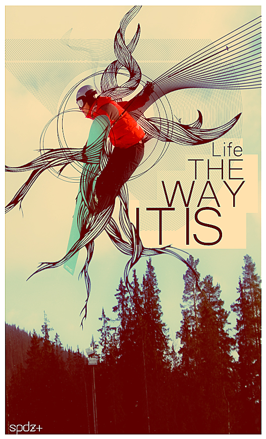 Life the way it is by SpiderIV