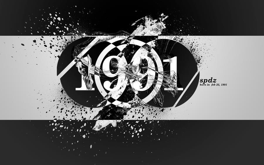 1991 by SpiderIV