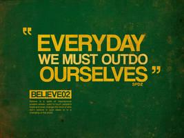 Believe 02 by SpiderIV