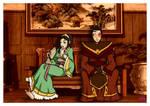 Toko Week::Heat by CrimsonPumpkin