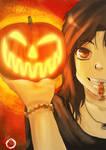 It is HALLOWEEN by CrimsonPumpkin