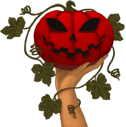 CrimsonPumpkin New ID