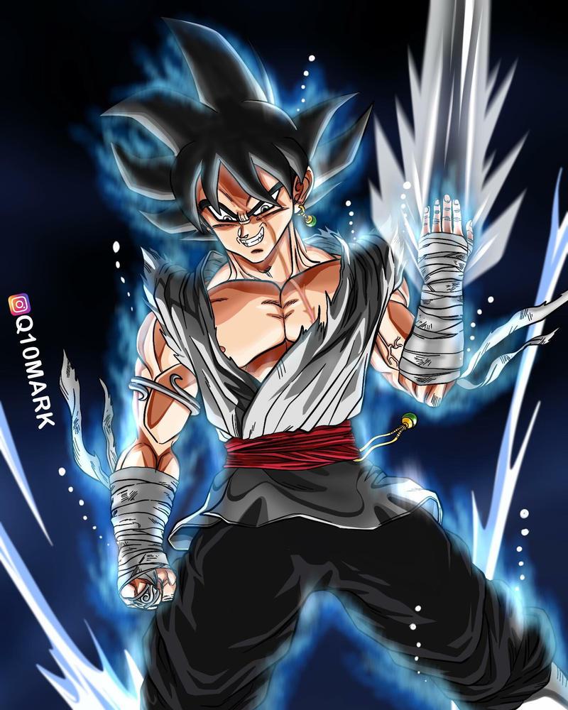 Goku Black Returns By Sainikaran9999 On DeviantArt