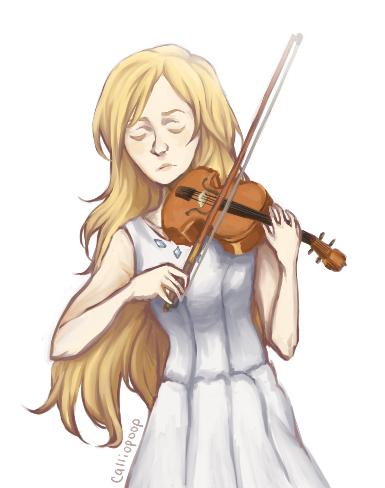 Kaori Miyazono by Cirl