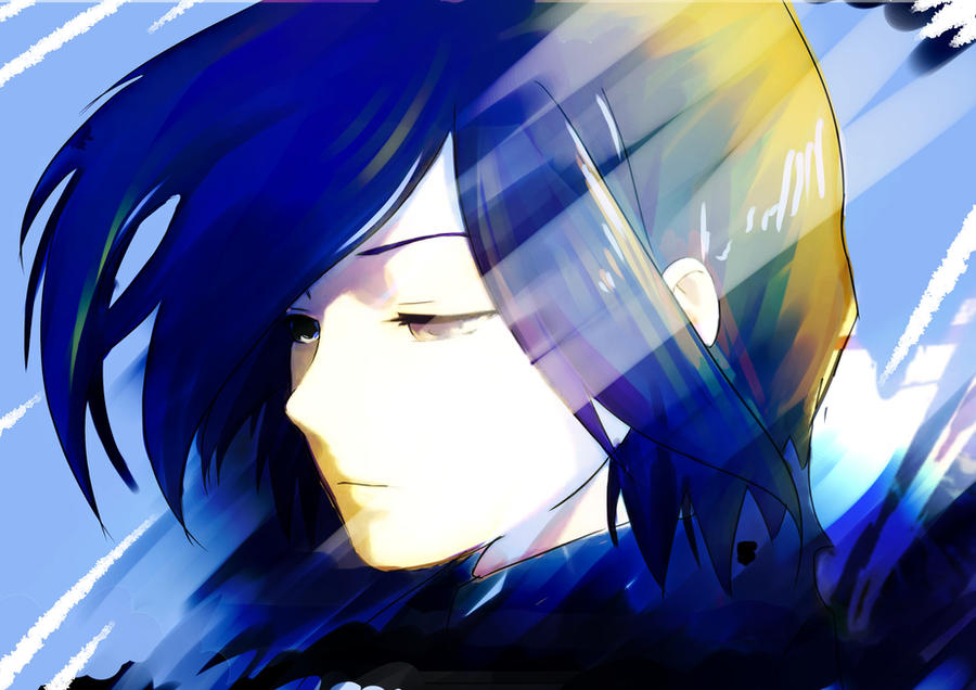 Touka Kirishima By XiiNico On DeviantArt