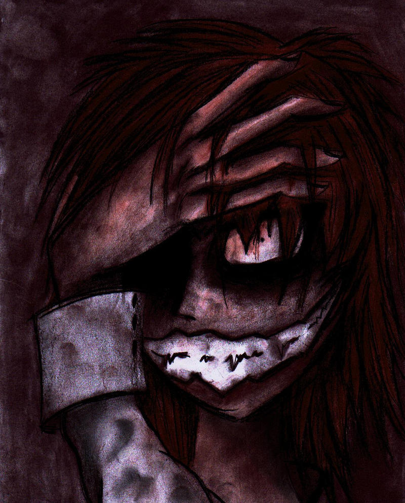 I feel like a... Monster by Live2Die4u on DeviantArt