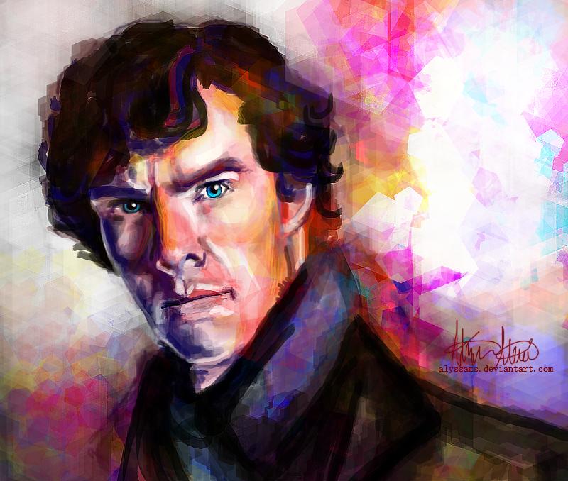 Sherlock by AlyssaMS