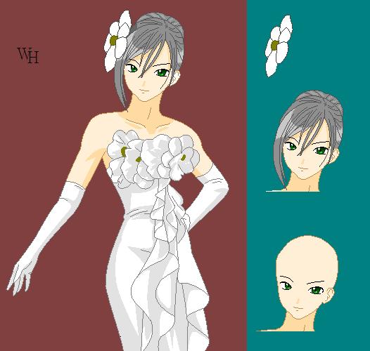 White Dress .::Base::. by xxXWitch-HazelXxx