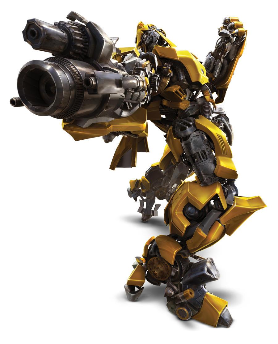 Autobots - Bumblebee by jasta-ru